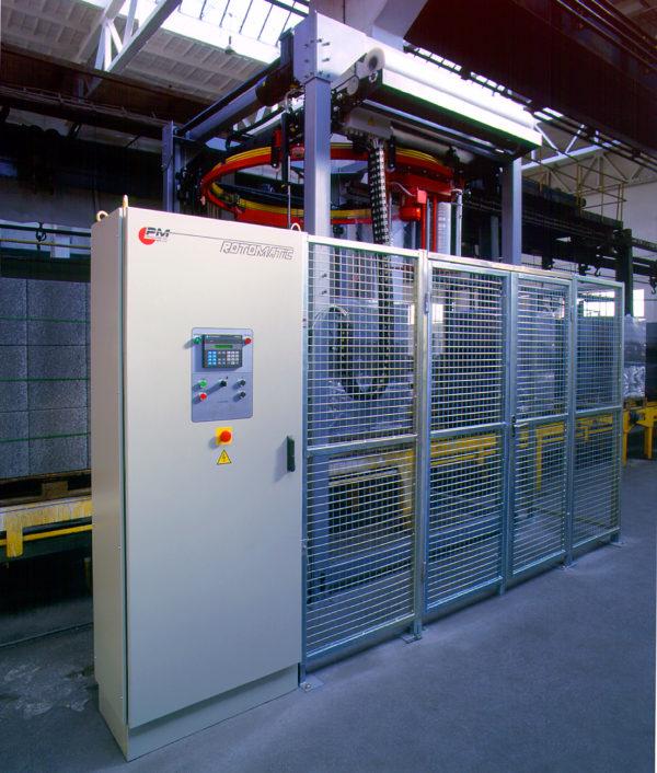 Автоматическая упаковочная машина OBS Rotomatic