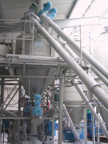 TDV 100 Тензометрические дозирующие весы