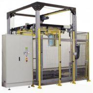 Автоматическая упаковочная машина OBS Rotomatic (паллетоупаковщик)