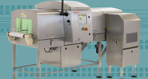 Оборудование серии Thermo EZxInScan, представляет группу продуктов предназначенных для обнаружения чужеродных металлов в продукте, упакованном в алюминиевой фольге или металлизированных пленках, где уже не работает стандартный металлодетектор.